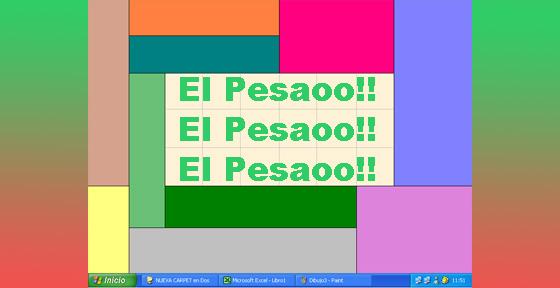 El Pesaoo!! (Cobrament Morosos)